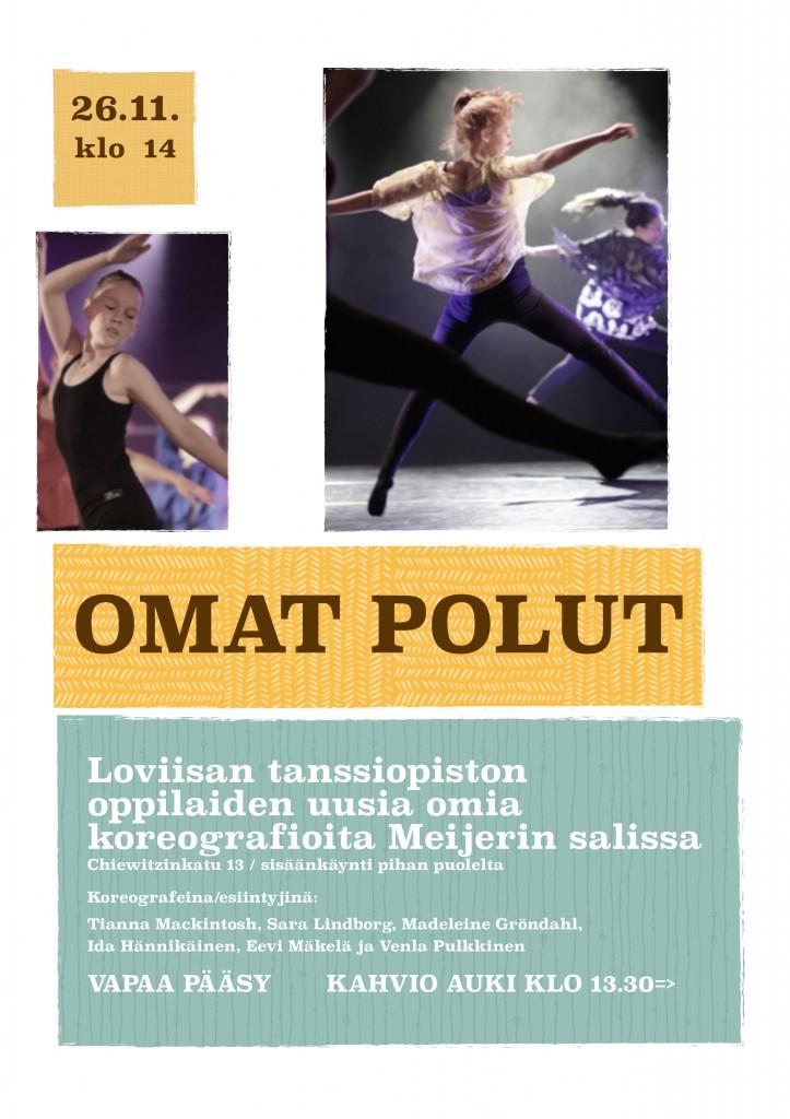 Omat Polut, 17